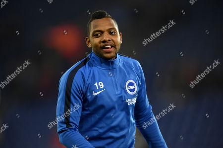 Jose Izquierdo of Brighton & Hove Albion.