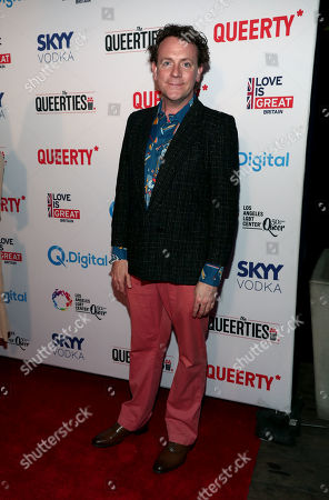 Editorial picture of The Queerties honoring the LGBTQ community, Los Angeles, USA - 26 Feb 2019