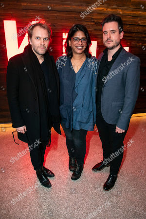 Editorial picture of 'The Son' party, After Party, London, UK - 26 Feb 2019
