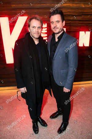 Florian Zeller (Author) and Michael Longhurst (Director)
