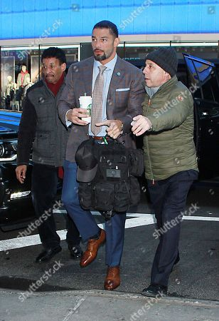 Editorial picture of 'Good Morning America' TV show, New York, USA - 26 Feb 2019
