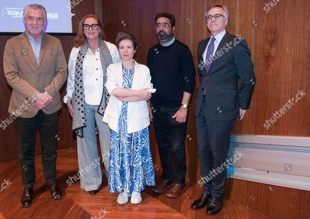 Archduchess Francesca von Habsburg ; Evelio Acevedo; Guillermo Solana; Chus Martinez