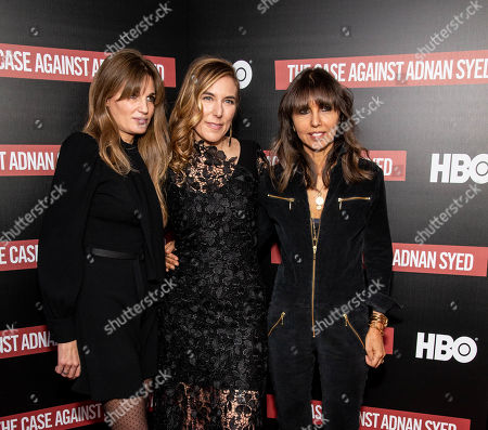 Jemima Goldsmith, Amy Berg, Henrietta Conrad