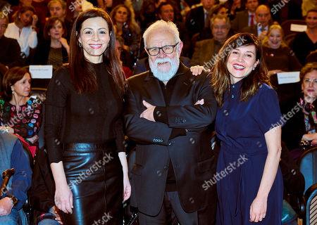Ana Alvarez, Gonzalo Suarez, Marian Alvarez