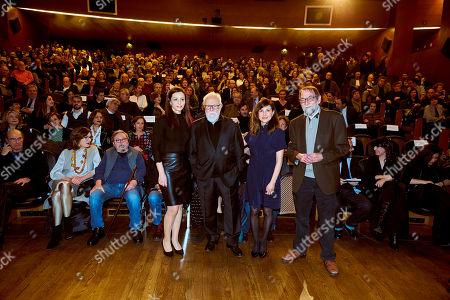 Ana Alvarez, Gonzalo Suarez, Marian Alvarez, Pablo Guerrero