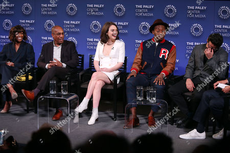 """Editorial picture of PaleyLive New York Presents - """"God Friended Me Goes to the Paley Center"""" - A Celebration of Black History Month, New York, USA - 26 Feb 2019"""