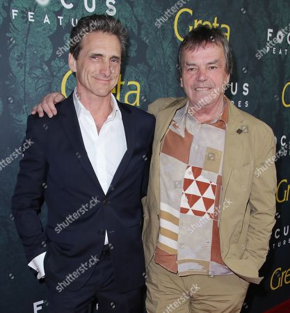 Lawrence Bender and Neil Jordan