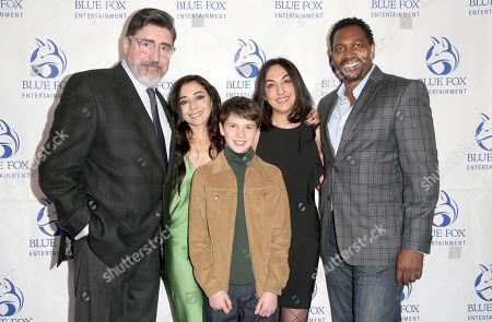 Alfred Molina, Aimee Garcia, Gabriel Bateman, Samira Izadi, Mykelti Williamson