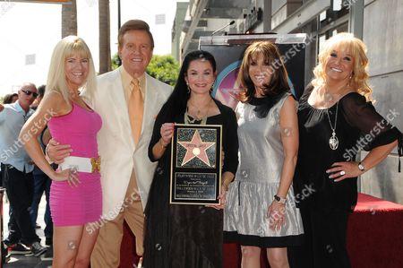Jennifer Elise Cox, Wink Martindale, Crystal Gayle, Kate Linder and Tanya Tucker
