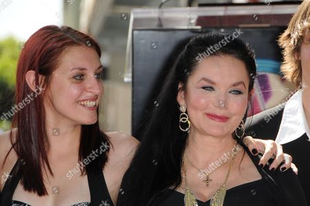 Crystal Gayle and Daughter