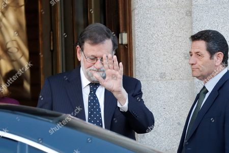 Editorial photo of 'Proces' case trial, Madrid, Spain - 27 Feb 2019