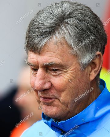 Manchester City legend and assistant coach Brian Kidd