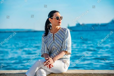 Stock Image of Michelle Forbes as Valerie Edwards