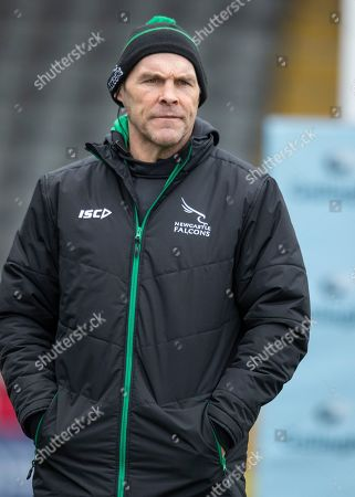 Stock Picture of John Wells, Defence Coach, (Falcons)