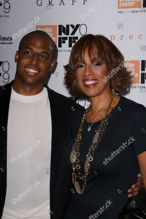 William Bumpus Jnr and Gayle King