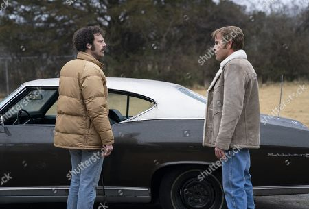 Scoot McNairy as Tom Purcell and Stephen Dorff as Detective Roland West