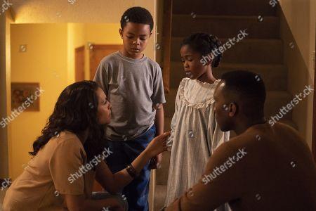 Carmen Ejogo as Amelia Reardon Isaiah C. Morgan as Young Henry Hays, Kennedi Butler as Young Becca Hays and Mahershala Ali as Detective Wayne Hays