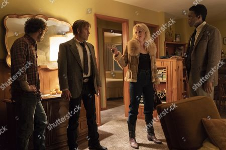 Editorial image of 'True Detective' TV Show Season 3 - 2019
