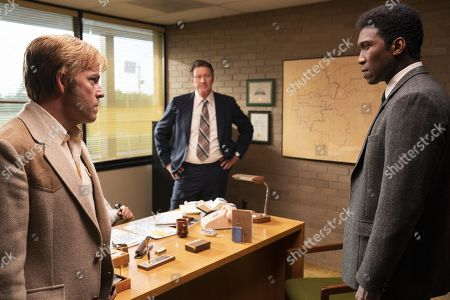 Stephen Dorff as Detective Roland West, Brett Cullen as Gerald Kindt and Mahershala Ali as Detective Wayne Hays