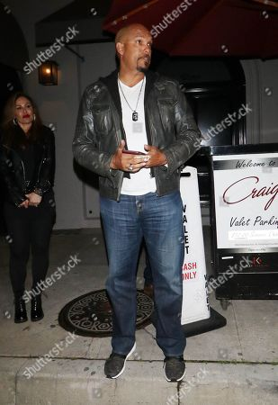Editorial image of Celebrities out and about, Los Angeles, USA - 25 Feb 2019