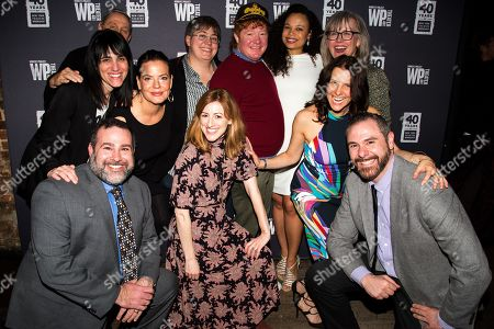 Editorial picture of 'Hurricane Diane' play opening night, New York, USA - 24 Feb 2019