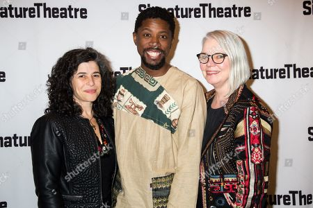 Editorial photo of 'Boesman And Lena' play opening night, New York, USA - 25 Feb 2019
