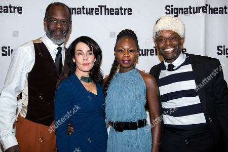 Editorial image of 'Boesman And Lena' play opening night, New York, USA - 25 Feb 2019