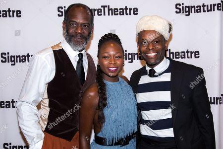 Editorial photo of 'Boesman And Lena' play opening night, New York, USA - 25 Feb 2019
