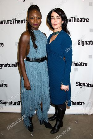 Editorial picture of 'Boesman And Lena' play opening night, New York, USA - 25 Feb 2019