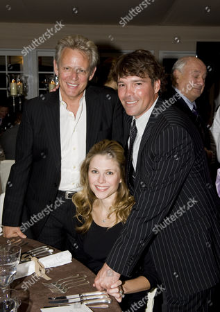 Don Felder with Clay and Jessica Walker