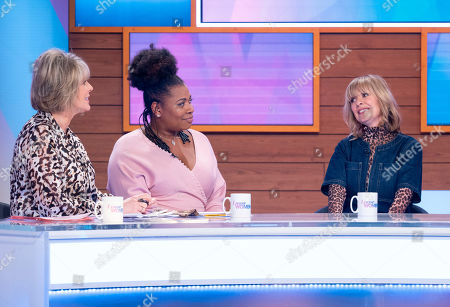 Ruth Langsford, Brenda Edwards, Zoe Henry