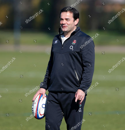 Will Carling the former England captain who is employed as a player mentor by the England team management