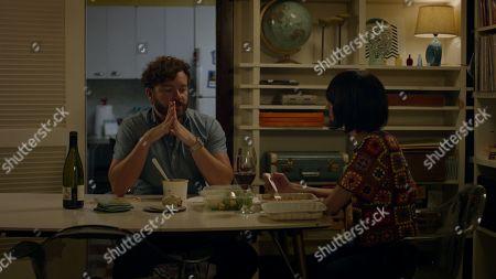 Danny Masterson as Annie's Boyfriend and Kate Micucci as Annie