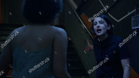 Kiersey Clemons as Chase and Jacqueline Toboni as Jo