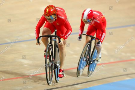 Editorial photo of UCI Track Cycling World Championships - 27 Feb 2019