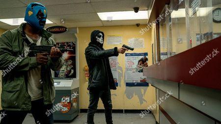 Ben Barnes as Billy Russo