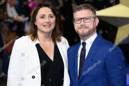 Victoria Alonso and Jonathan Schwartz