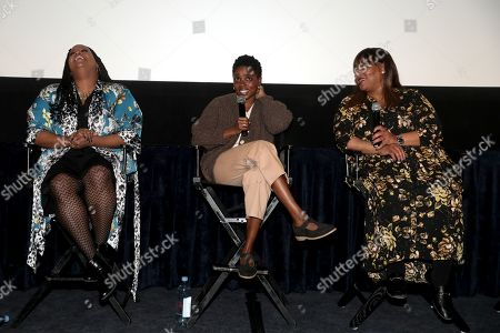 Natasha Rothwell, Janicza Bravo and Lorie Bartlett