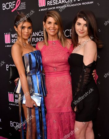 Editorial picture of The Women's Cancer Research Fund hosts An Unforgettable Evening, Arrivals, Beverly Wilshire Hotel, Los Angeles, USA - 28 Feb 2019
