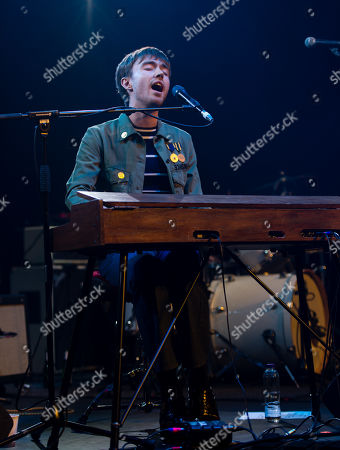 Editorial image of Matt Maltese in concert at the Roundhouse in London, UK - 27 Feb 2019