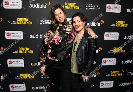 Stock Picture of Lou Sanders, Wendy Wason