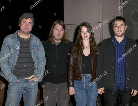 Travis Nicholson, Brian Kotzue, Rachel Korine, Harmony Korine