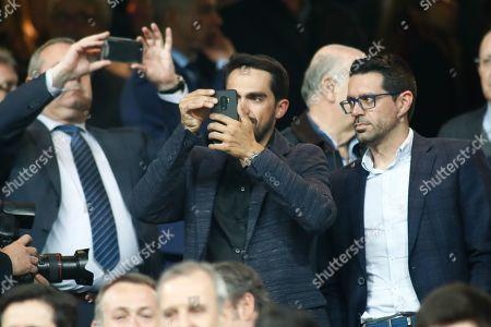Editorial picture of Real Madrid v Barcelona, Copa del Rey, Santiago Bernabeu, Madrid, Spain - 27 Feb 2019