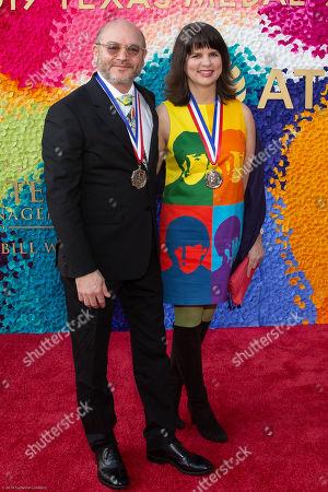 Editorial photo of Texas Medal of Arts Awards, Austin, USA - 27 Feb 2019