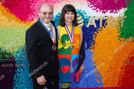 Editorial image of Texas Medal of Arts Awards, Austin, USA - 27 Feb 2019