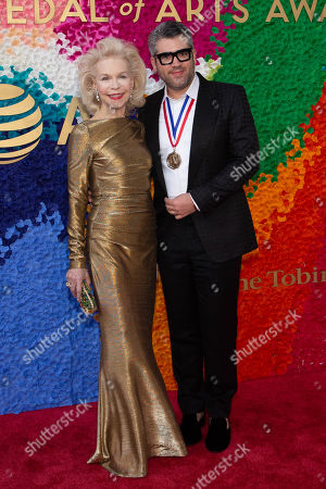 Editorial image of Texas Medal of Arts Awards, Austin, USA - 27 Feb 2019