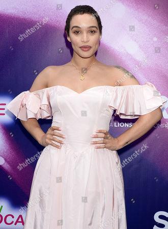 Editorial photo of 'Now Apocalypse' TV series premiere, Los Angeles, USA - 27 Feb 2019