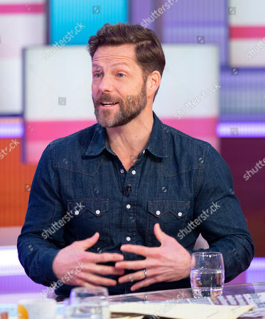Editorial image of 'Good Morning Britain' TV show, London, UK - 28 Feb 2019