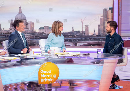 Editorial photo of 'Good Morning Britain' TV show, London, UK - 28 Feb 2019