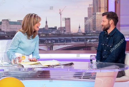 Editorial picture of 'Good Morning Britain' TV show, London, UK - 28 Feb 2019